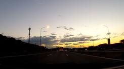 香取神宮からの帰り道2