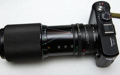 GF1 & New FD 70-210mm F4