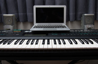 DX7II & MacBook Air