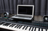 DX7II & MacBook Air