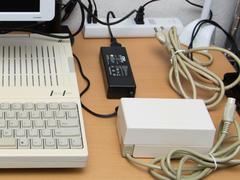Apple IIc 電源