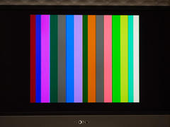 Apple II カラーバー 1