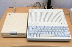 Apple  IIc & Disk IIc