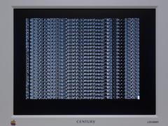 Apple IIc VGA サンプル2