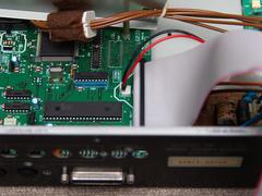 S3000XLの内蔵SCSI端子