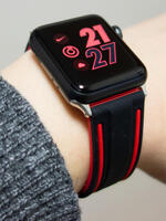 Apple Watch & シリコン製ベルト