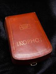 ツァイス・イコン IKOPHOT ケース