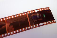失敗したフィルム
