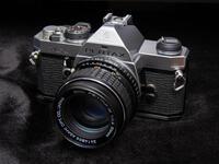 PENTAX MX & M 1:1.4 50mm