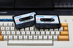 MZ-700 S-BASIC & Hu-BASIC