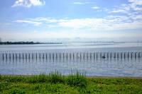 アクアラインを臨む海 2