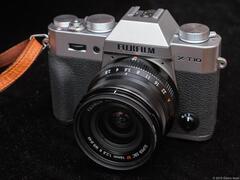 FUJIFILM X-T10 & XF16mmF2.8 R WR