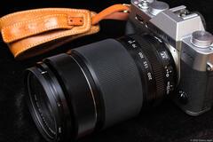 FUJIFILM X-T10 & XF55-200mmF3.5-4.8