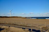 日川浜海水浴場 1