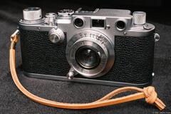 Leica IIIf & Elmar f=5cm 1:3,5 (沈胴)